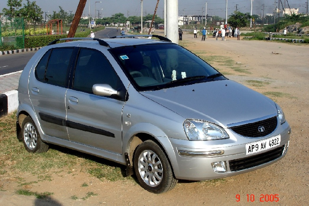 Tata Indica V2 Lxi (petrol - 75BHP) - TATA INDICA - PETROL ...