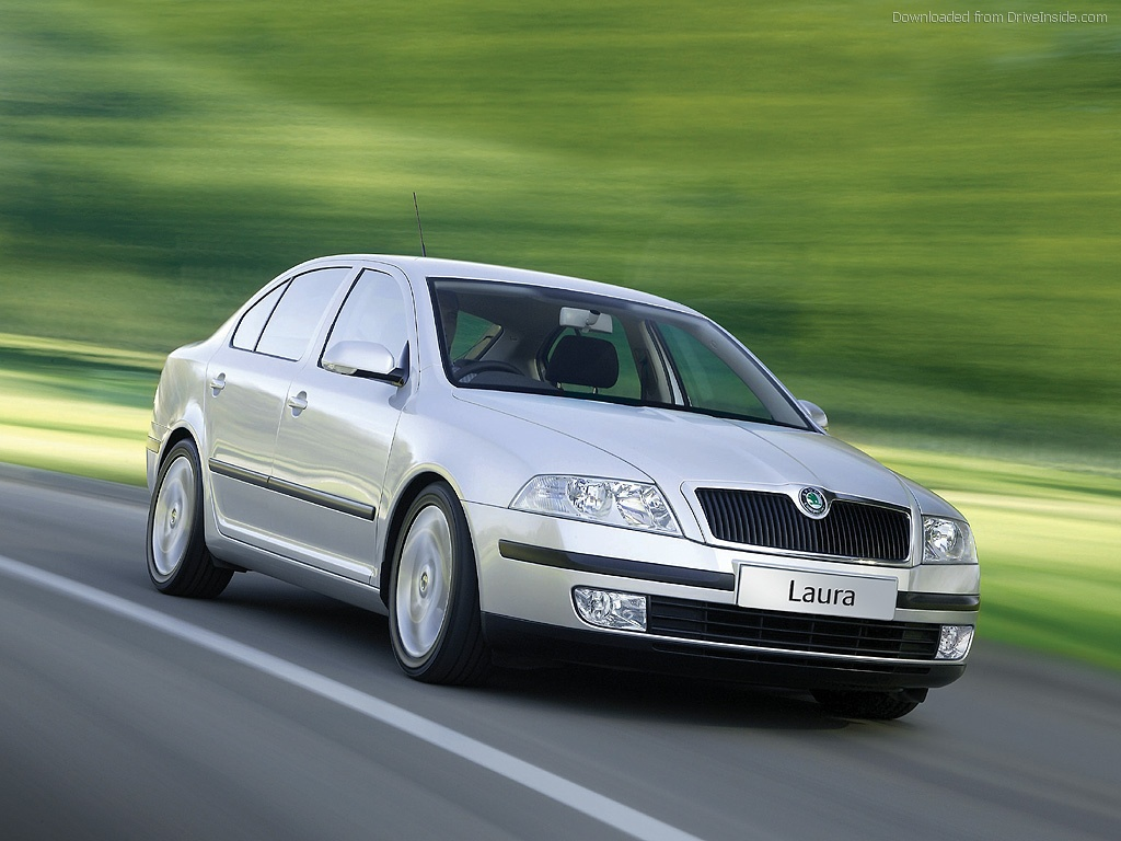 the best car on the indian roads review of skoda laura. Black Bedroom Furniture Sets. Home Design Ideas