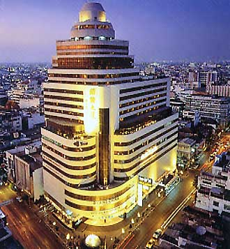Best Family Hotel In Chinatown In Bangkok Grand China Princess