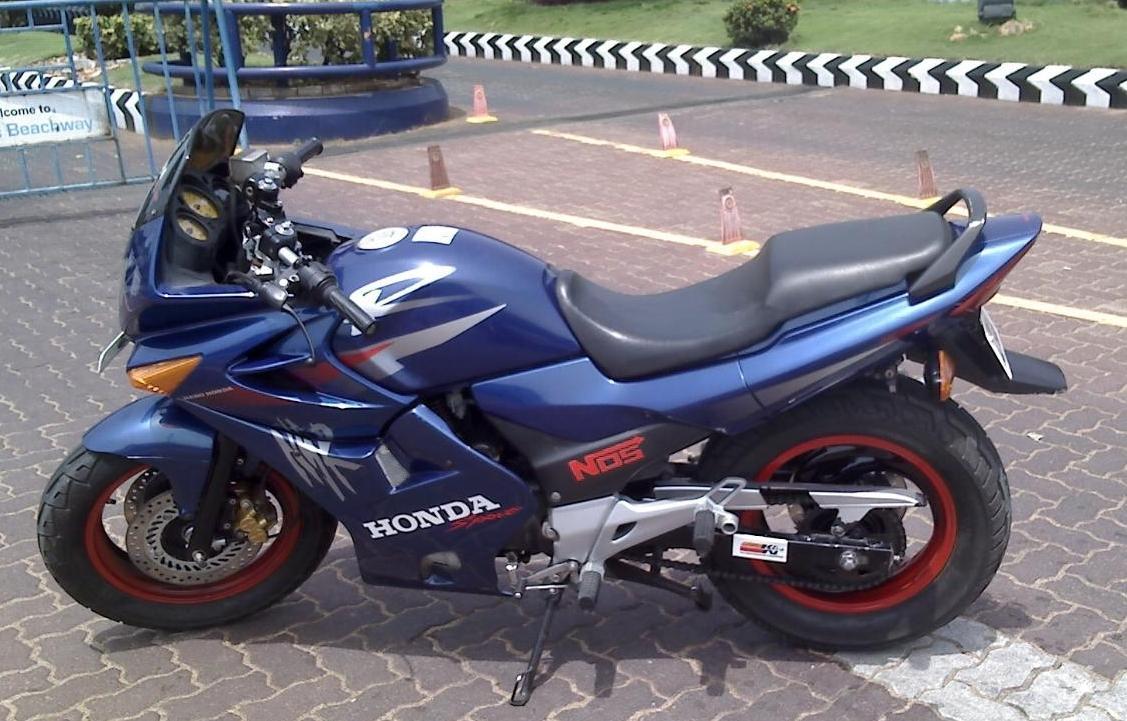 Honda Luxury Brand >> Beast Of Chennai - HERO HONDA KARIZMA Customer Review - MouthShut.com