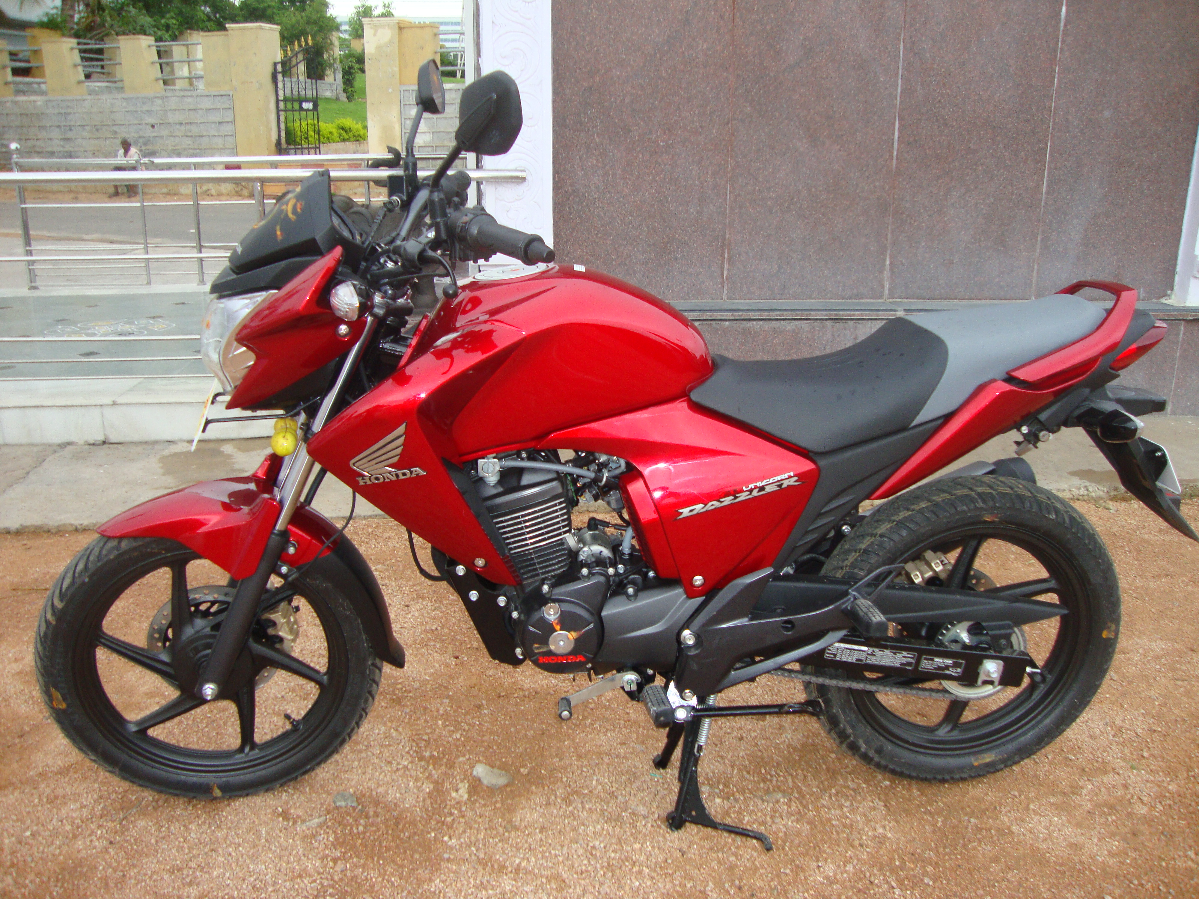 HONDA CB UNICORN DAZZLER Photos, Images and Wallpapers ...