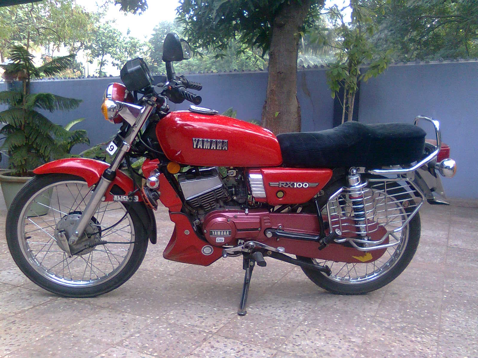 R X 100 Yamaha Loved By All Bikers! - YAMAHA RX100 ...