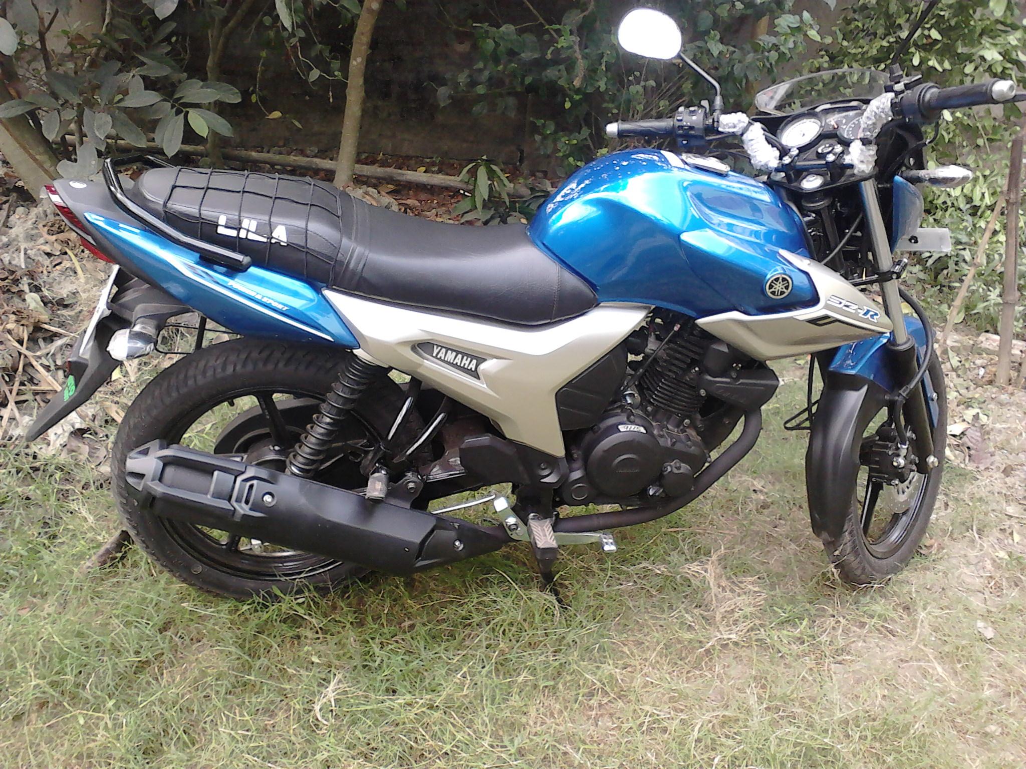 Yamaha Sz R Fuel Consumption