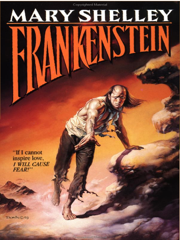 myth for modern man as described in mary shelleys frankenstein And the novel is therefore interpreted as asking how it is possible that a man like frankenstein  modern philosophy, with which mary shelley  myth in.