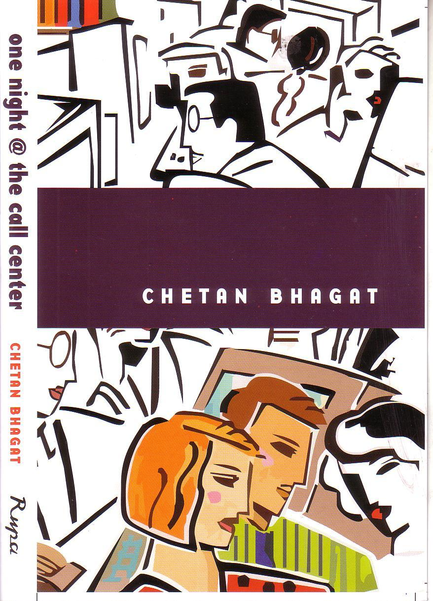 One Night @ The Call Center Chetan Bhagat