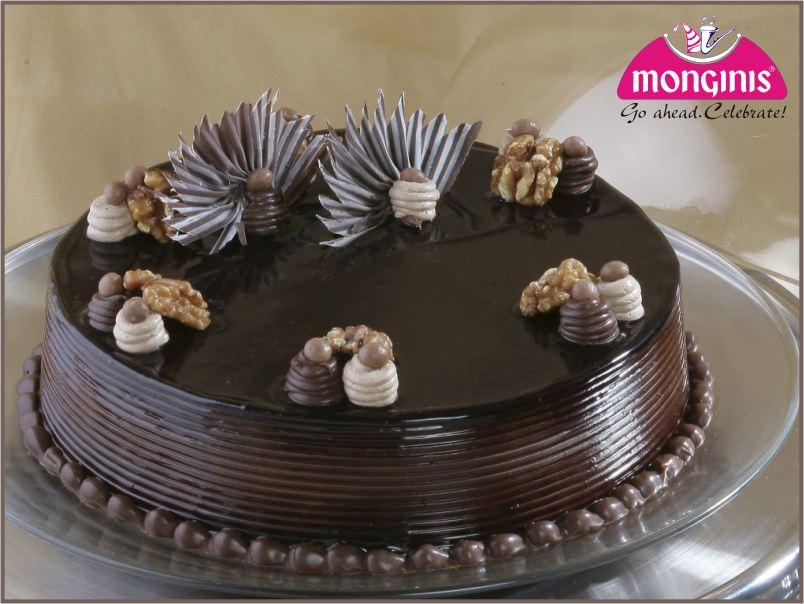 Monginis Chocolate Cake