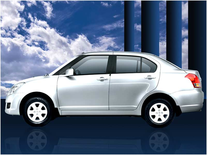 The Smoothest Car In Its Segment Is The Dzire Zxi
