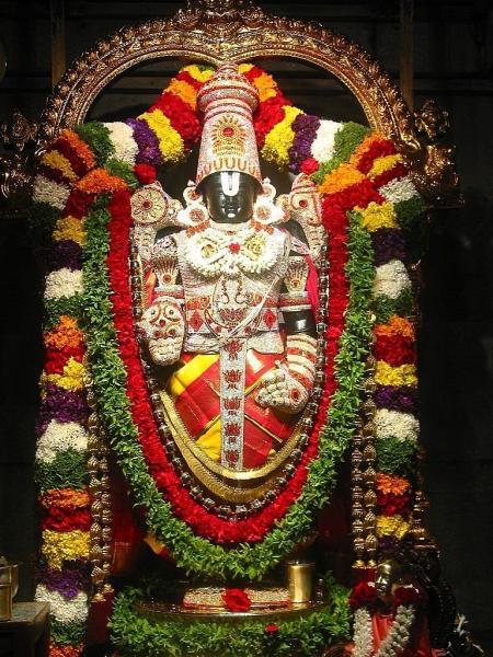 Tirupati Packages From Bangalore By Bus