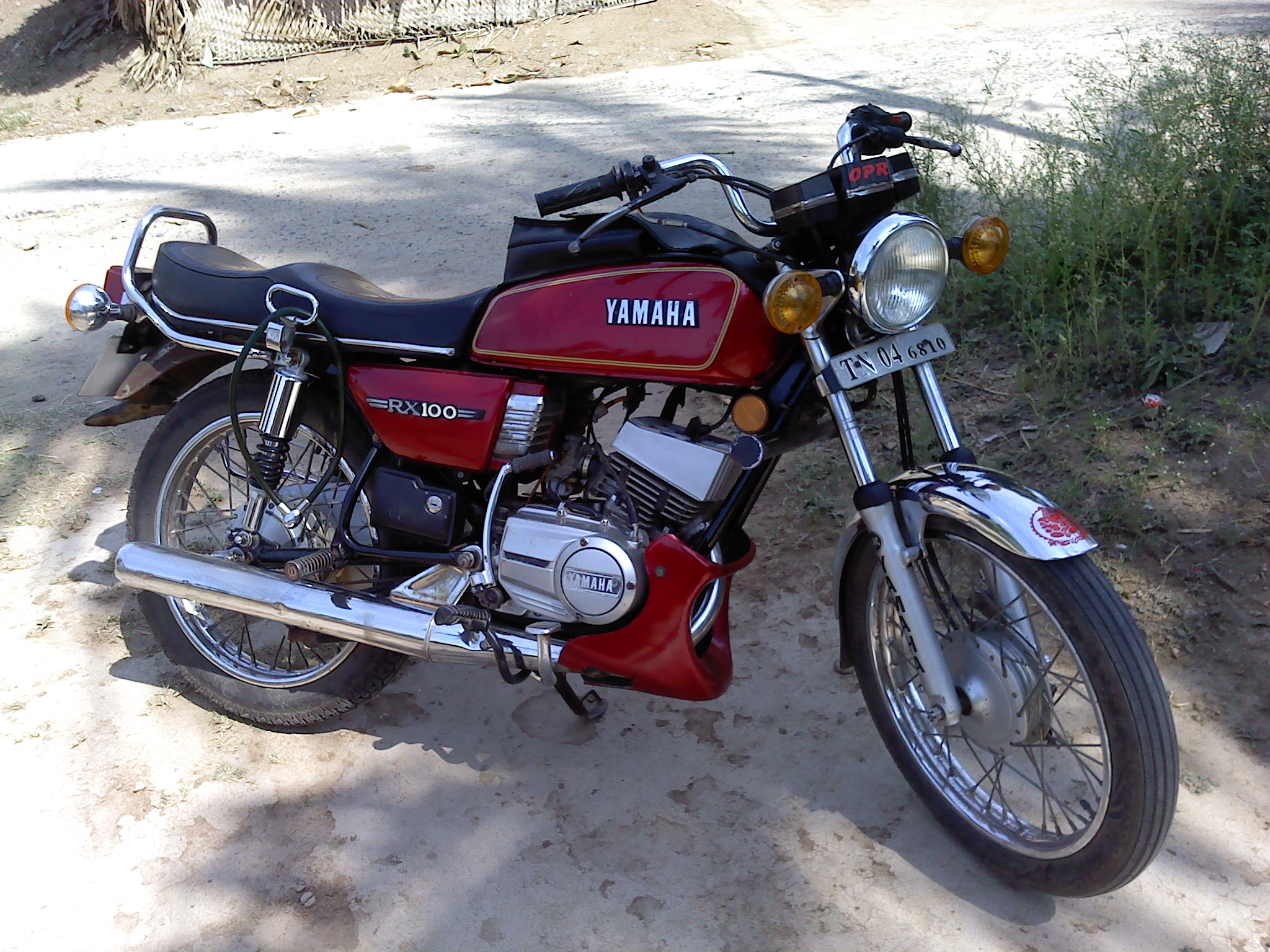 YAMAHA RX100 Photos, Images And Wallpapers