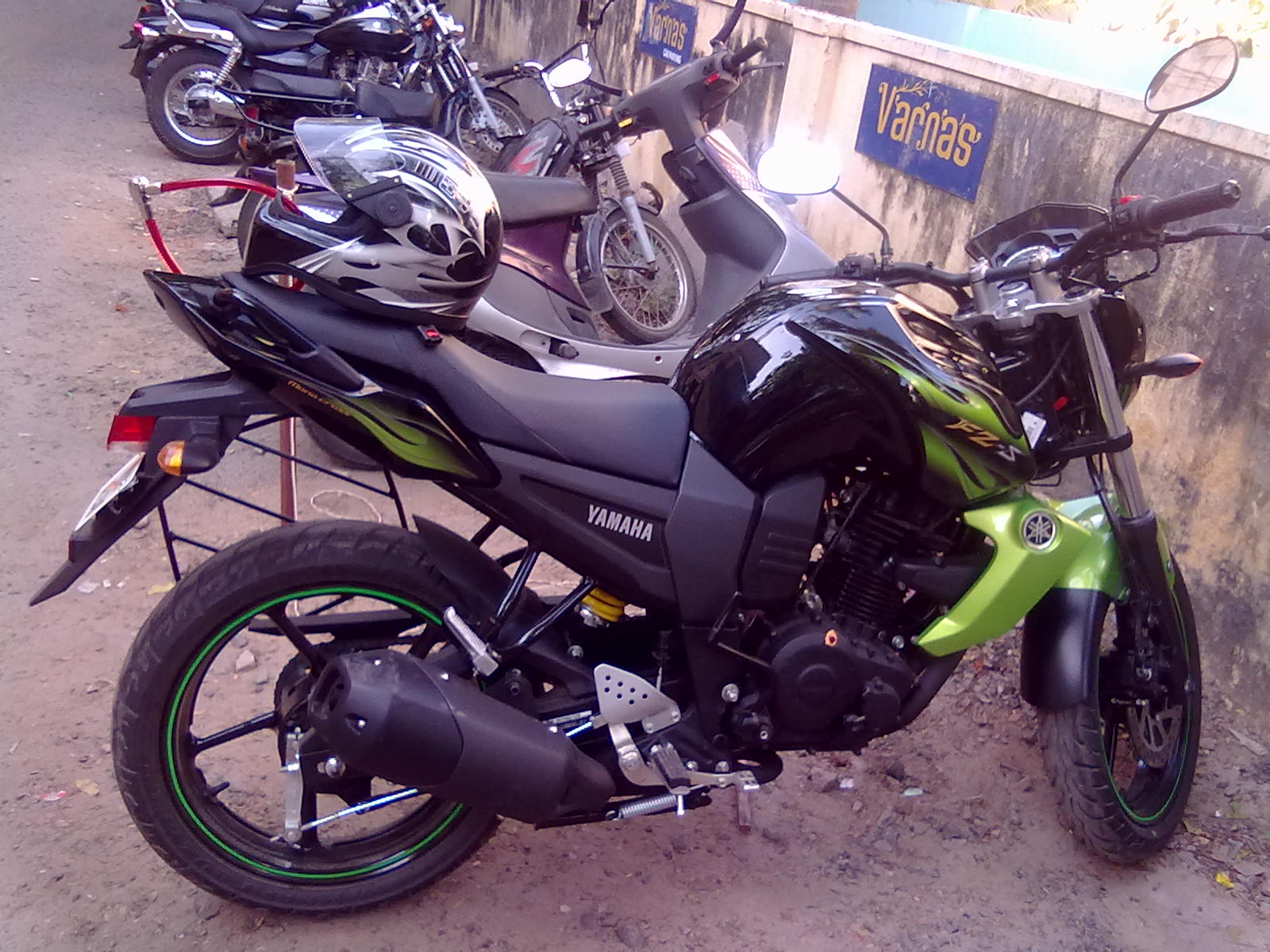 Yamaha Fzs Price In Ahmedabad