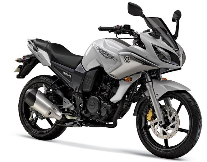 Yamaha Fazer: The Coolest & Fastest - 171.2KB