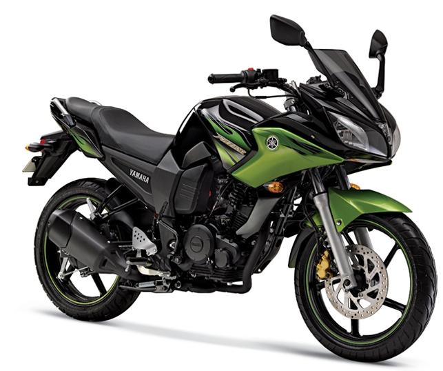 Yamaha Fazer: The Coolest & Fastest - 174.1KB