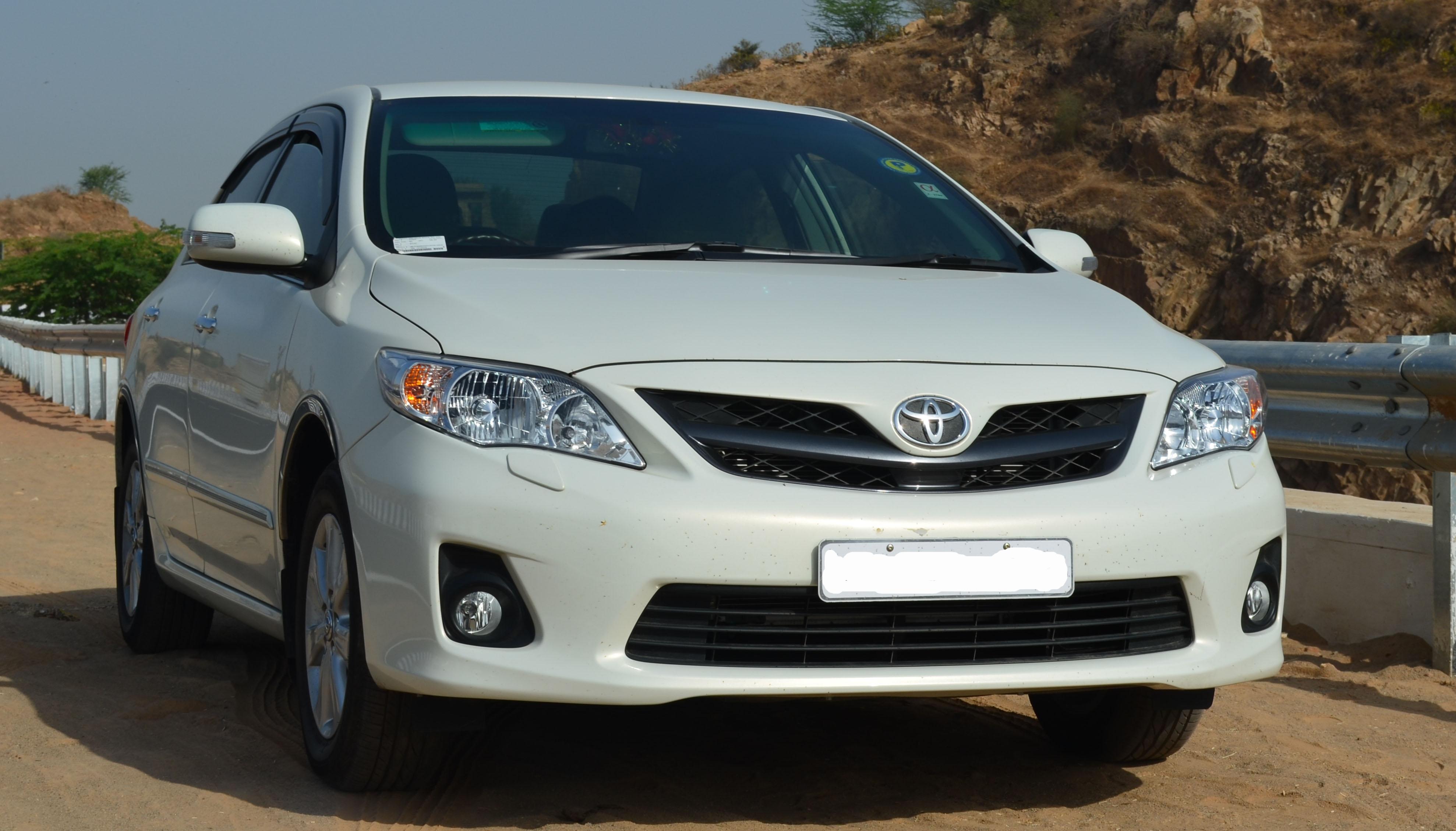 Fantastic car toyota corolla altis diesel d4dgl consumer review mouthshut com