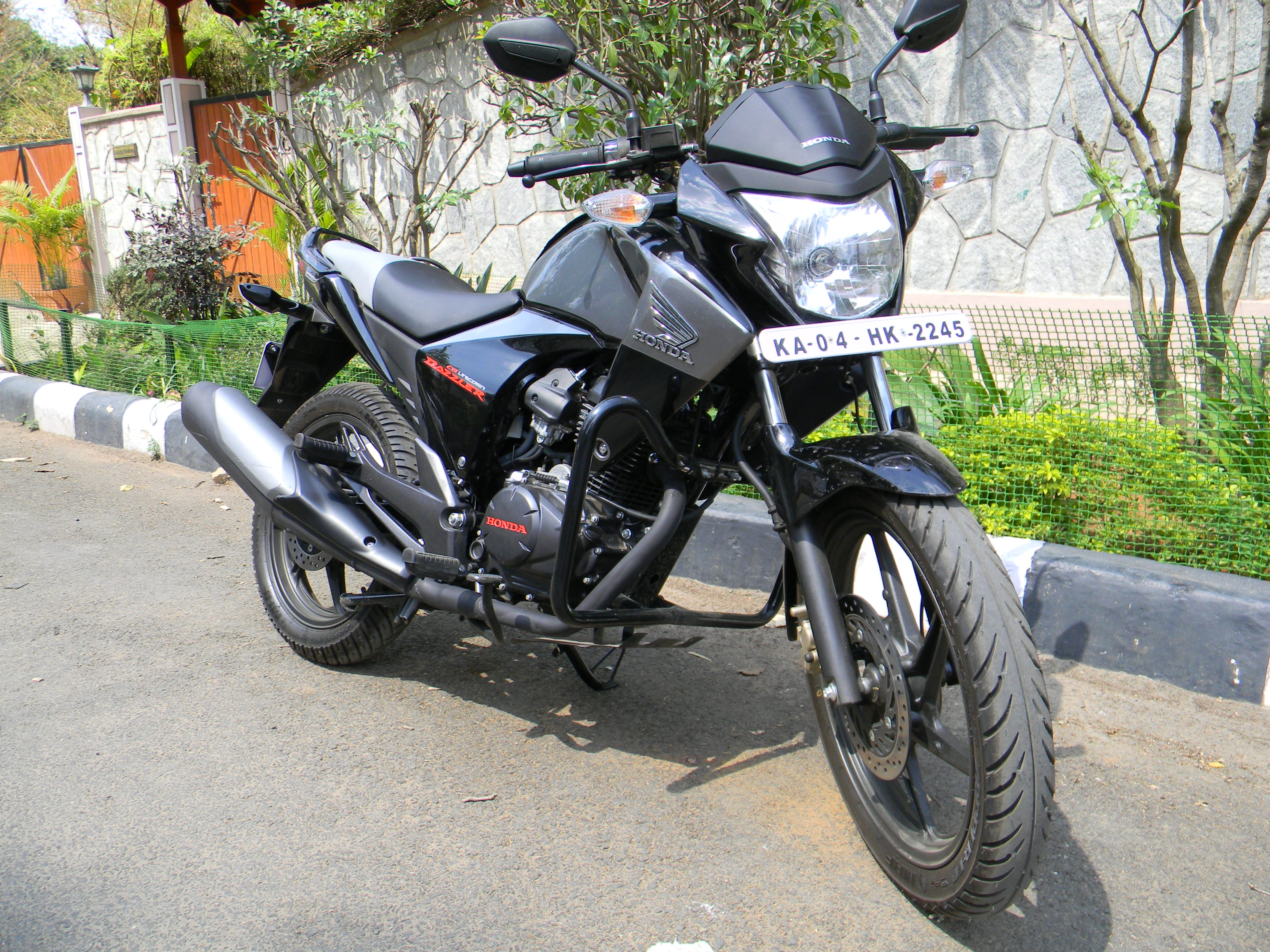 Great Ride Quality - HONDA CB UNICORN DAZZLER Customer ...