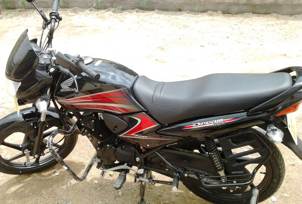 Honda S Dream Yuga Is Mine Today Honda Dream Yuga Consumer