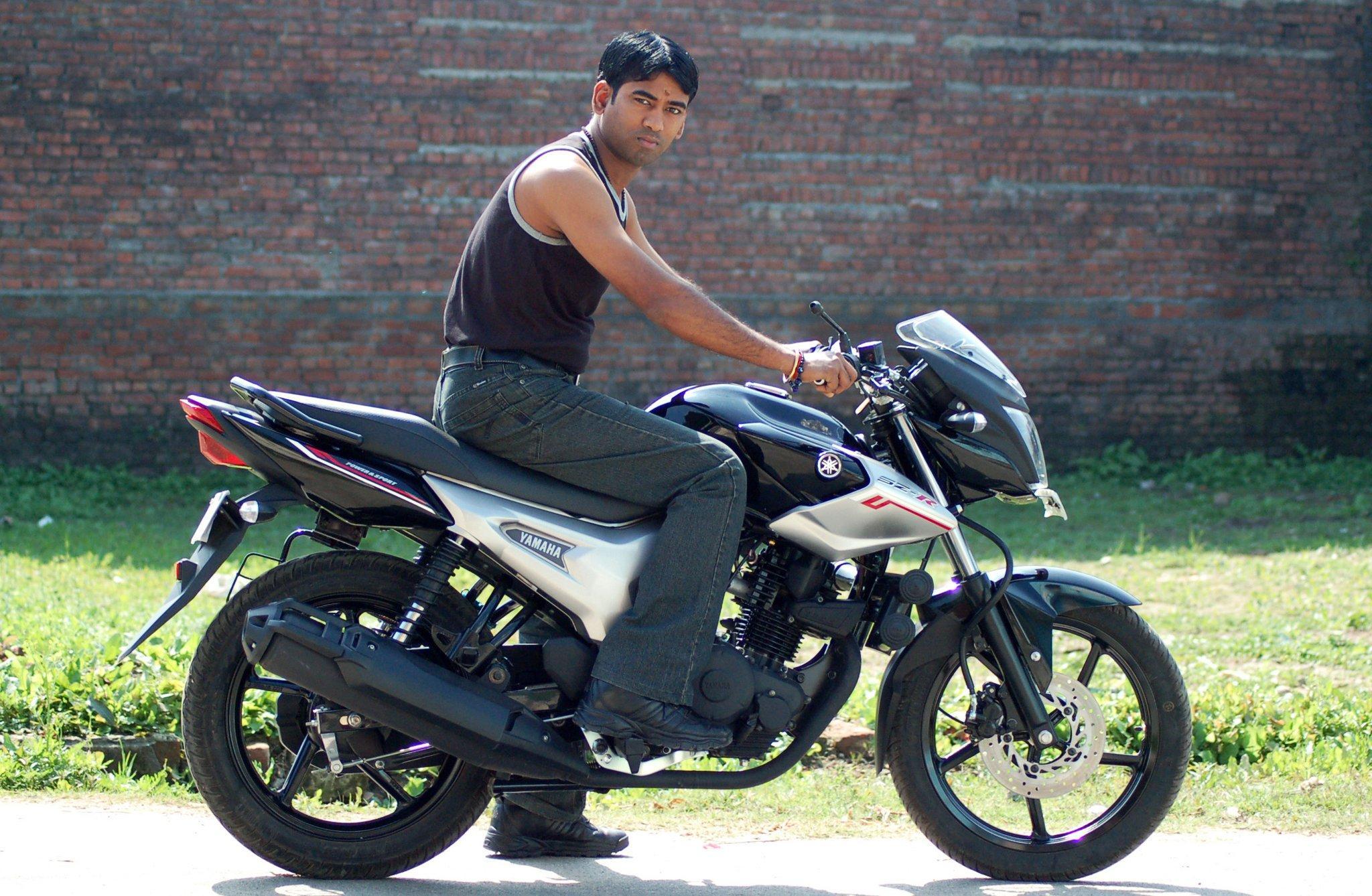 Yamaha Sz R Mileage