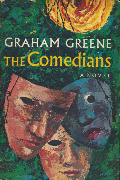graham greene essays