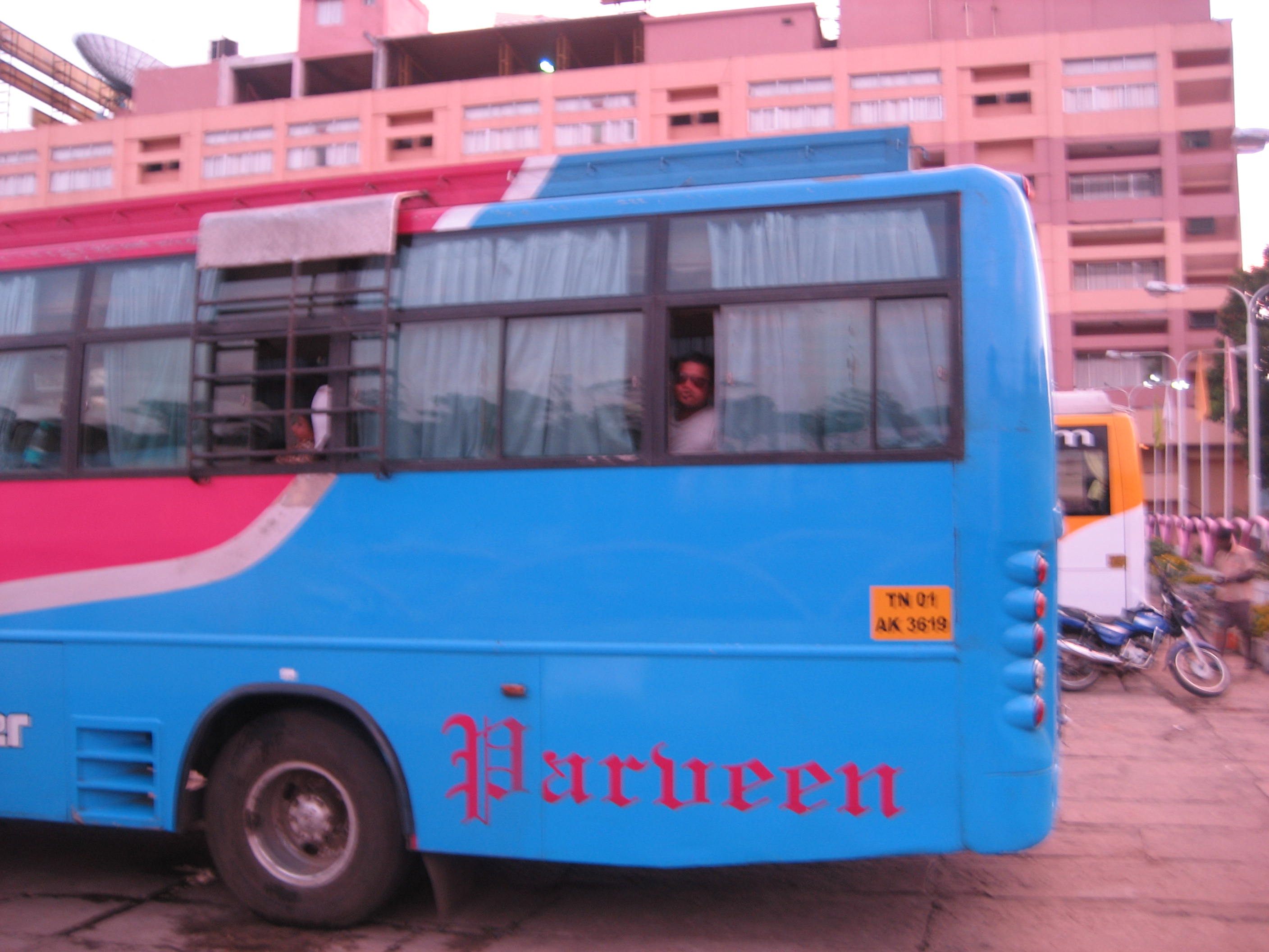 Parveen Travels Chennai Contact Number