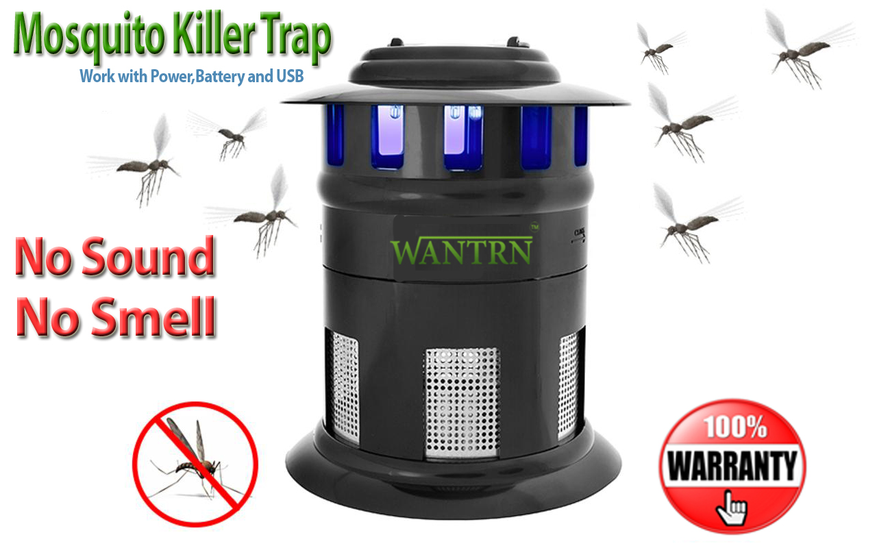 My experience with WANTRN - WANTRN MOSQUITO KILLER Consumer Review ... for Mosquito Killer Device  174mzq