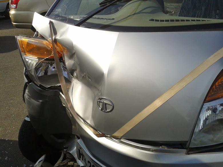 Useless Visibility Hindrance Accident Prone Tata Nano