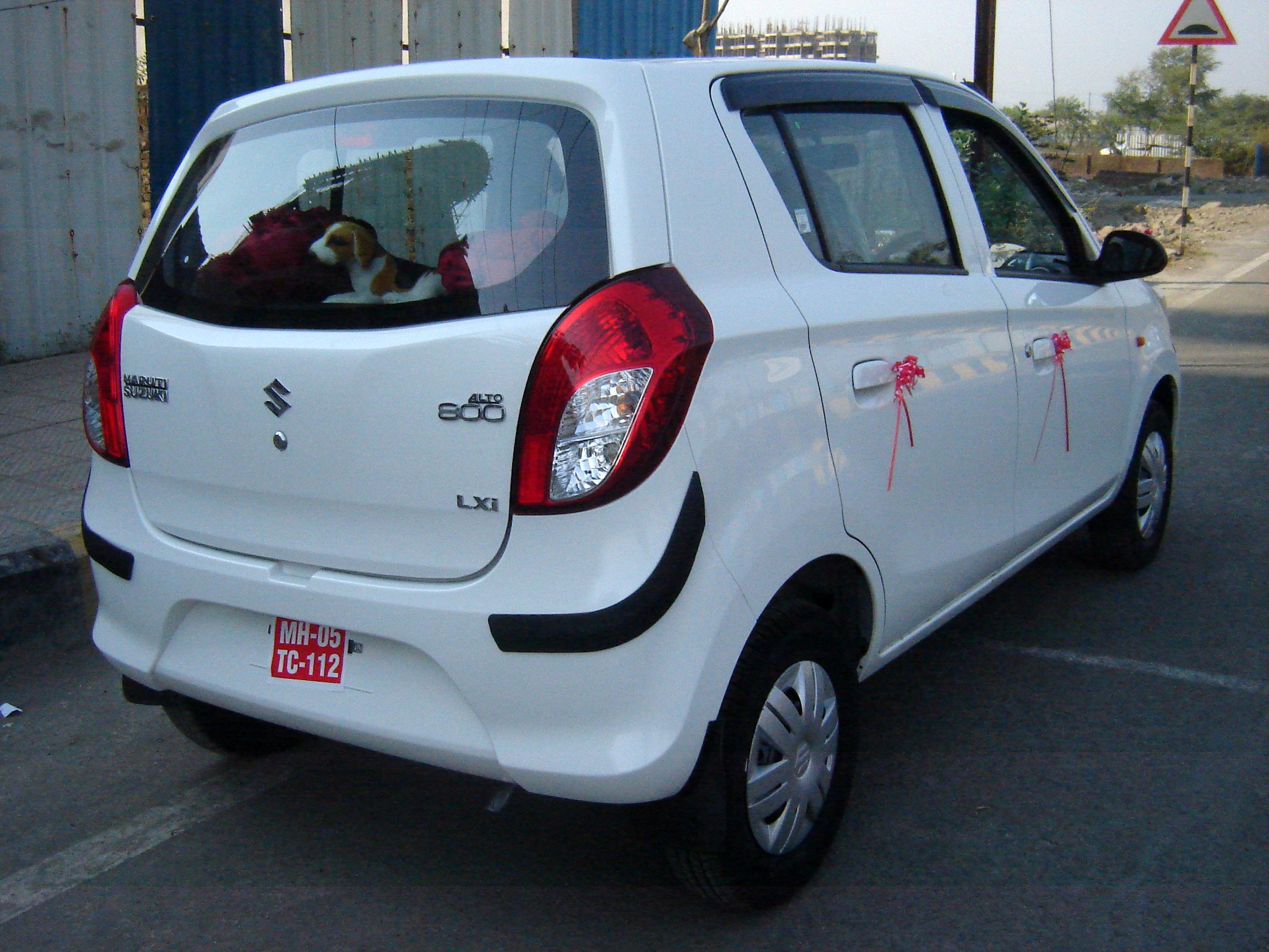 Maruti Suzuki Alto Second Hand Price