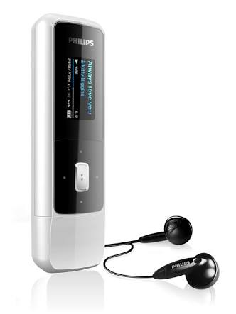 Philips SA5245BT/37 MP4 Player Drivers PC