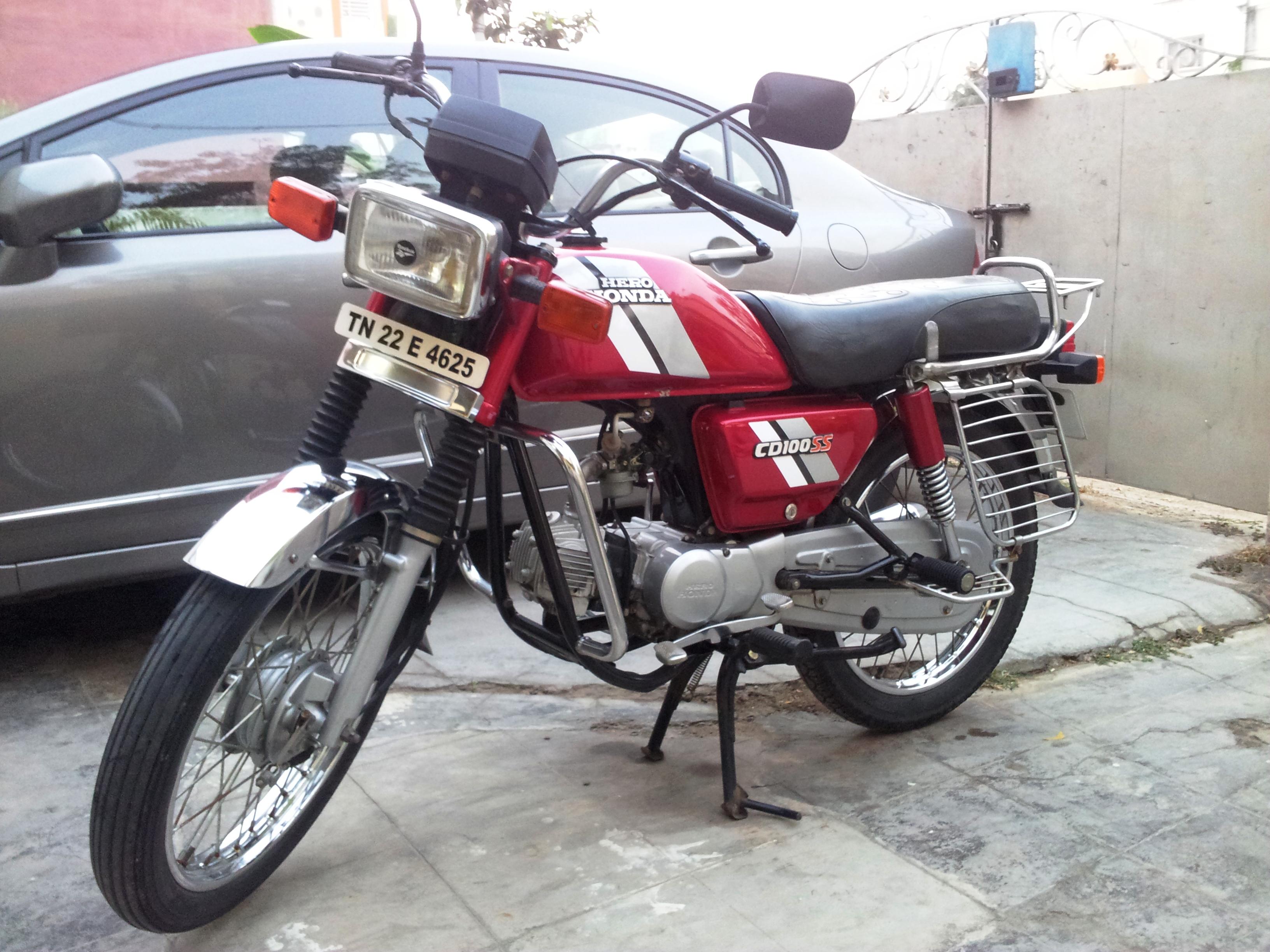a0251d24a01 Awesome bike - HERO HONDA CD 100 SS Customer Review - MouthShut.com