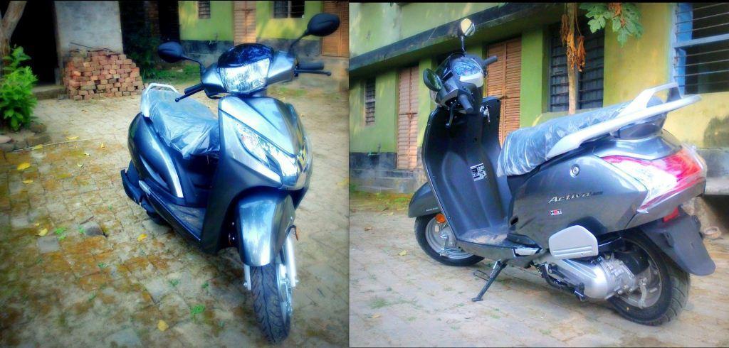 125cc means 125cc - HONDA ACTIVA 125 Consumer Review - MouthShut.com