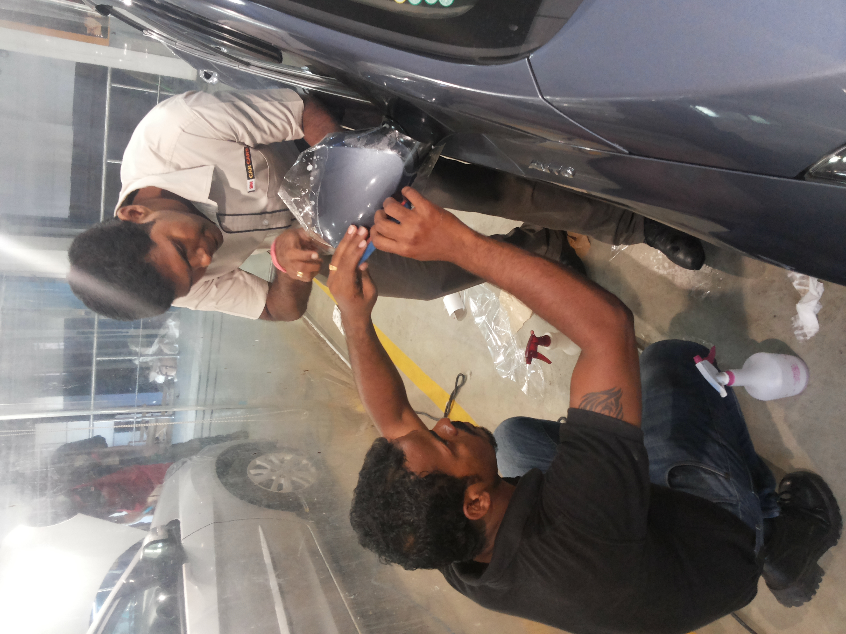Respect A Man S Car A Man Respects You 3m Car Care Anna Nagar