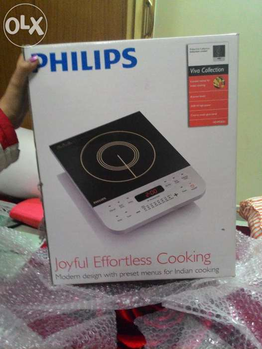 full service induction cooktop