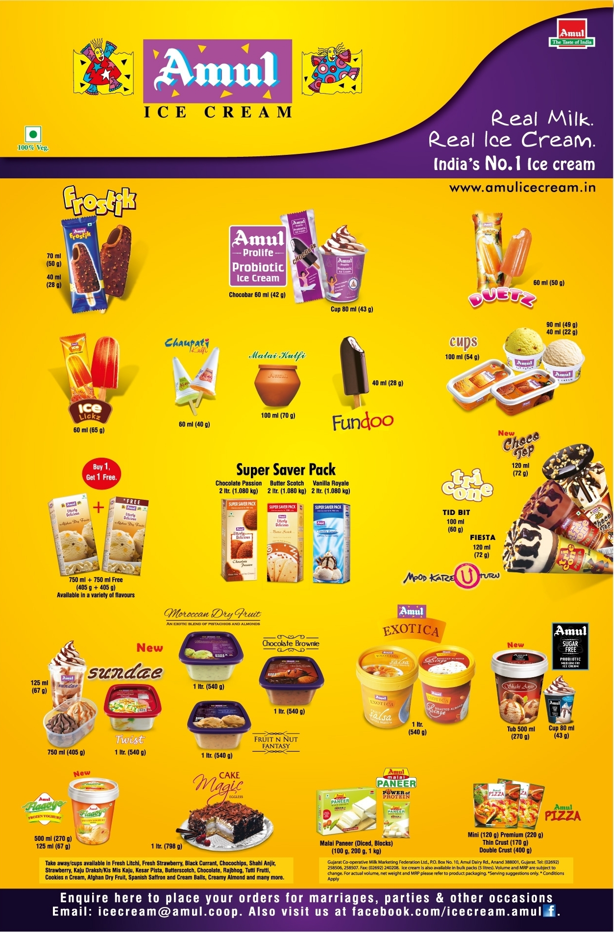 literature review on vadilal ice cream In 2008-09, in the branded ice cream market, amul held the number one spot,  with a  vadilal at 12% and mother diary at 8% the per capita consumption of  ice  chapter 2: literature review the factory of havmor at  ahmedabad.