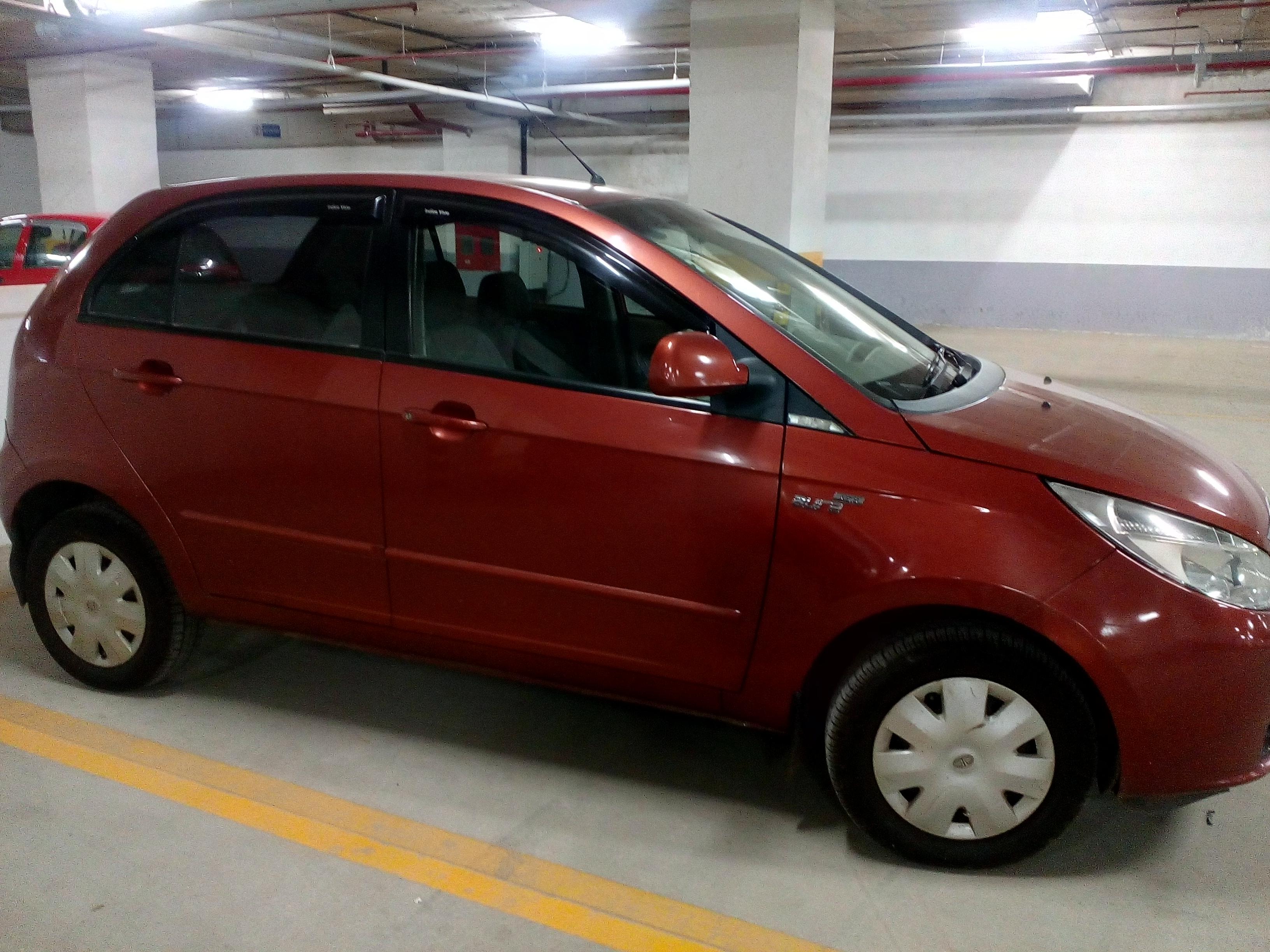 Tata Indica Vista VX Quadrajet BS4 Price in India | Tata ...