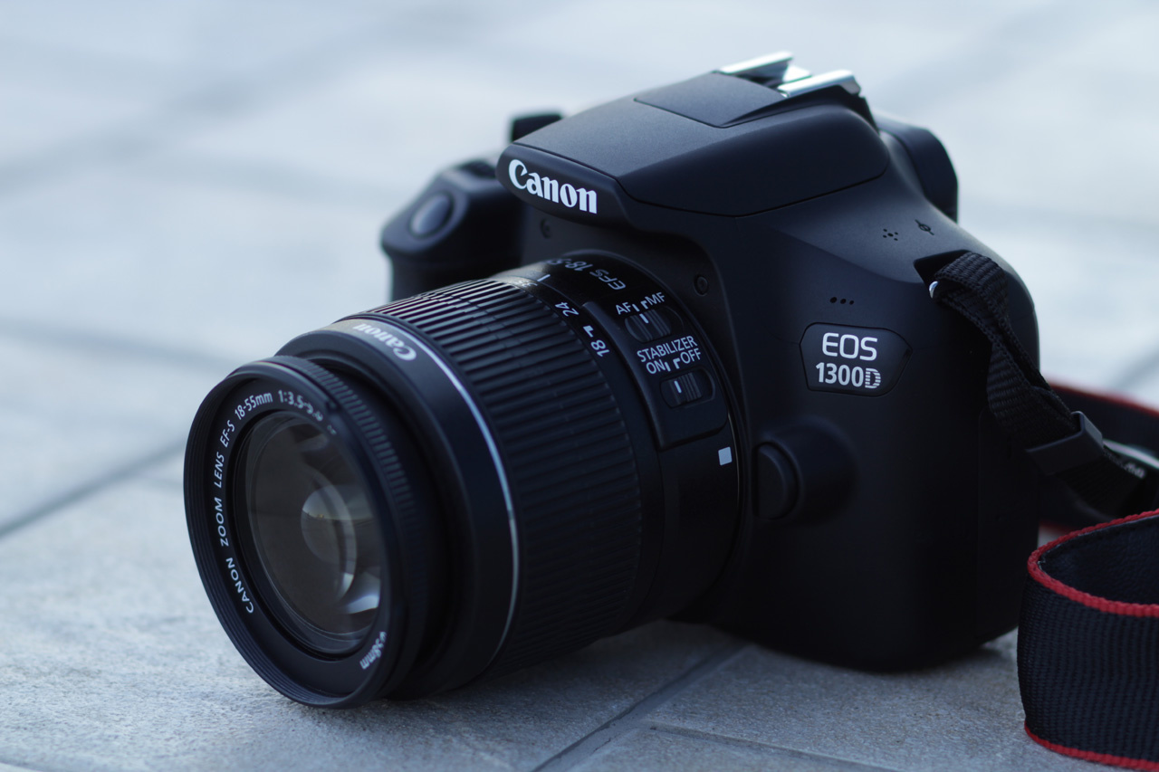 Canon Eos 1300d A Good Camra Consumer Review Digital With Lens 18 55mm Is Ii Camera Clarity Best I Use This Glasses And The In Price Range