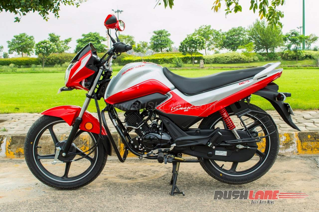 Hero splendor ismart photos images and wallpapers - Hero splendor ismart mileage per liter ...