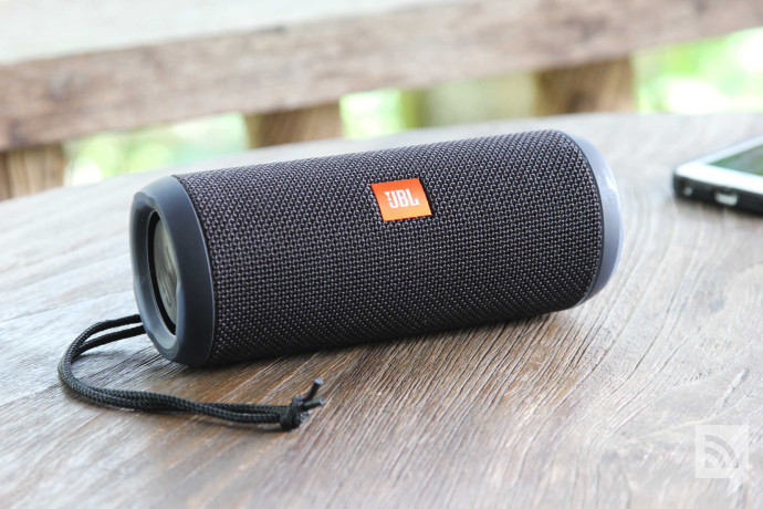 ... JBL Flip 3 Flip 4 Source · You can connect up to three devices simultaneously and it also has built in speakerphone functionality