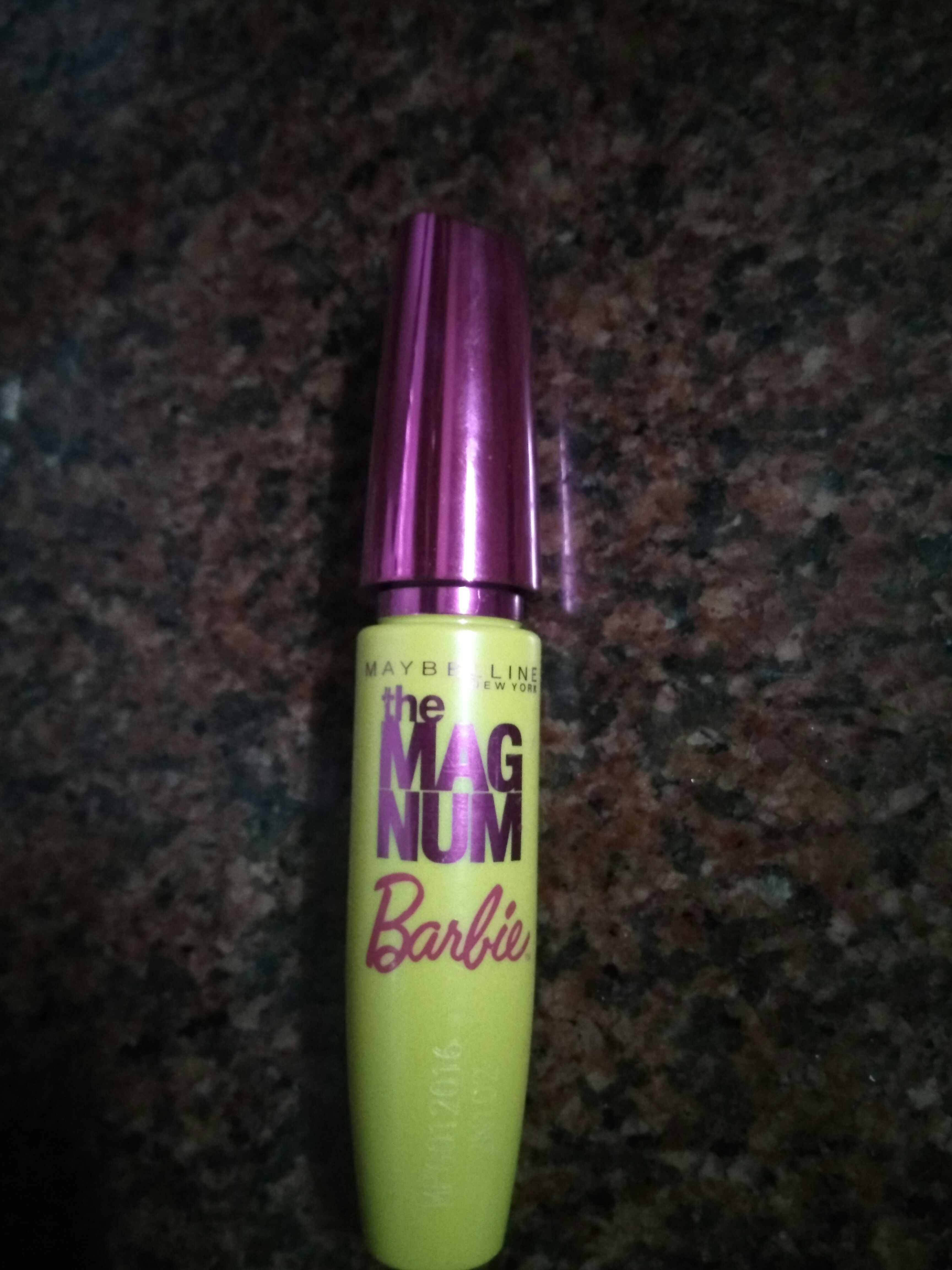 Totally Worth Every Penny Maybelline New York Magnum Barbie Mascara The Volum Express Waterproof Thumbs Up For This One
