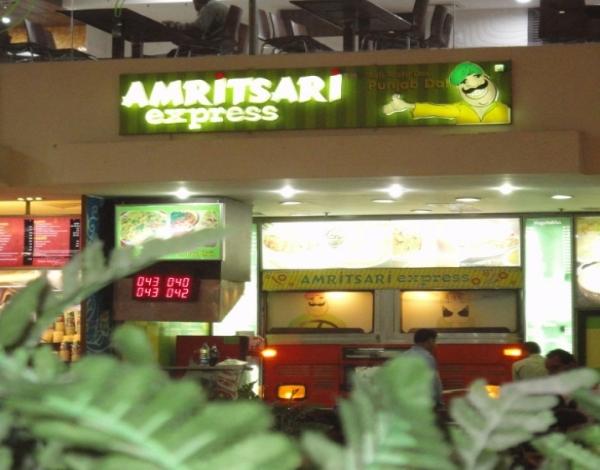 Amritsari express tagore garden delhi ncr review for Gardening express reviews