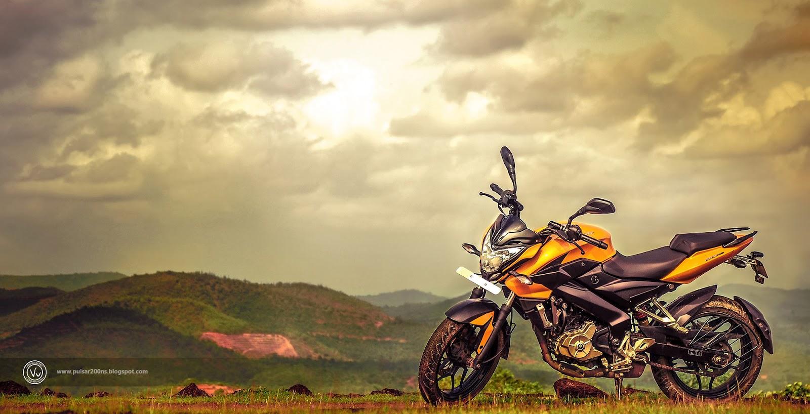Pulsar Bikes Wallpapers Hd: BAJAJ PULSAR 200NS Customer Review