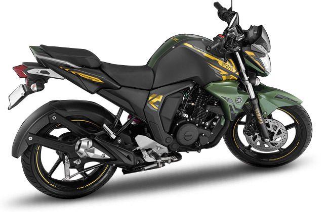 Yamaha Fz Cc