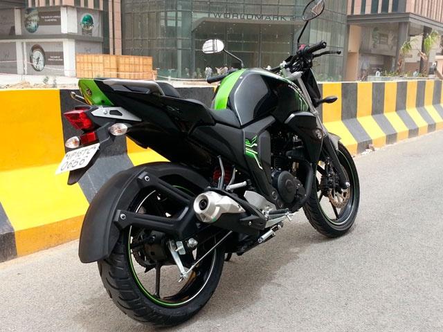Yamaha Byson Baru