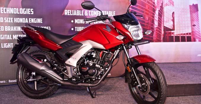 Honda bikes unicorn 2014