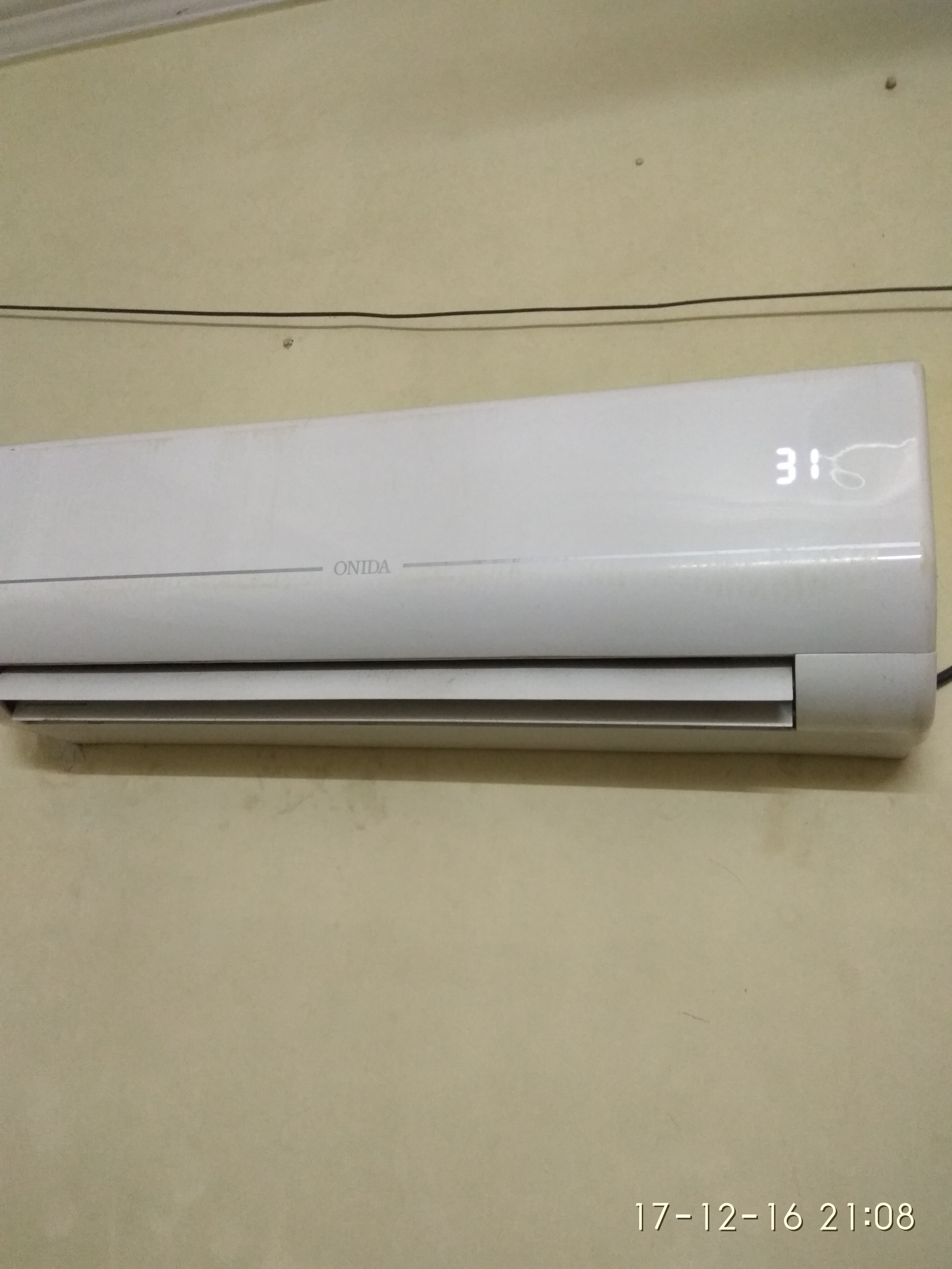 ONIDA SPLIT AC 1.5 TON Review Price Specifications Compare  #5B4F33