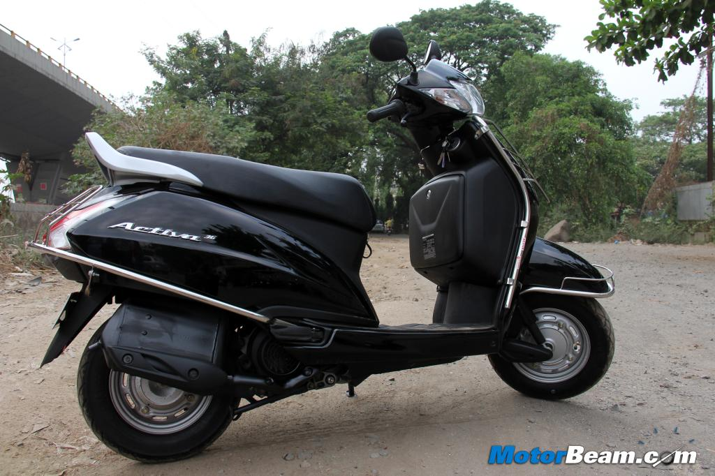 Vey Nice And Heavy Scooter Honda Activa Consumer Review