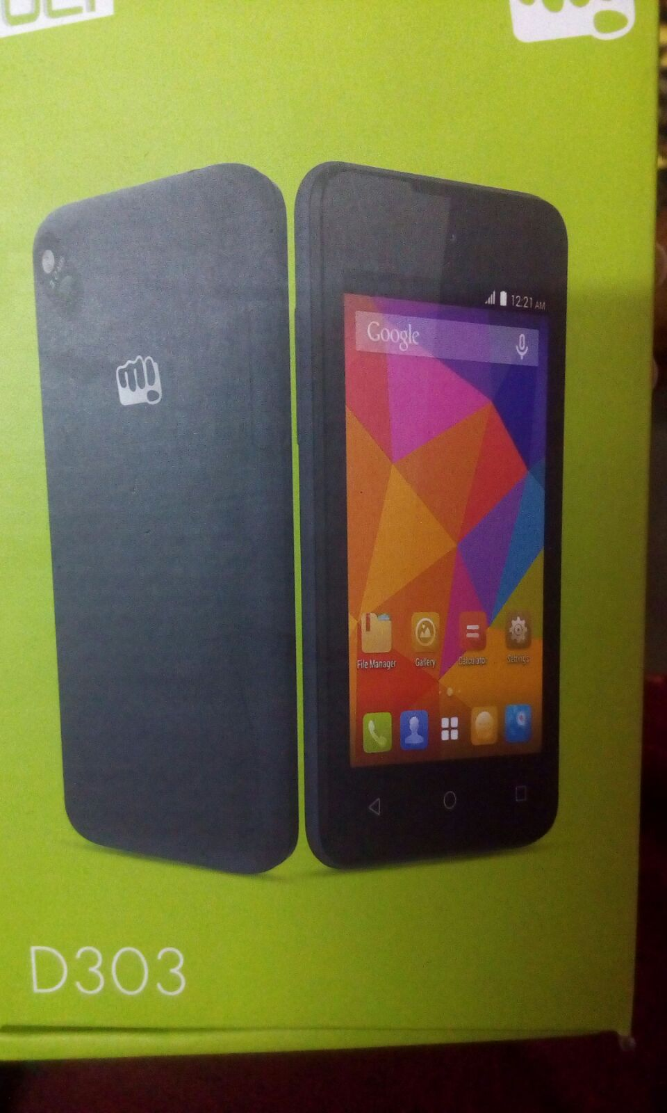 Micromax really bolted it  - MICROMAX BOLT D303 User Review