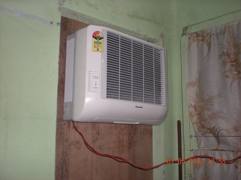 Room Air Conditioner Making Noise