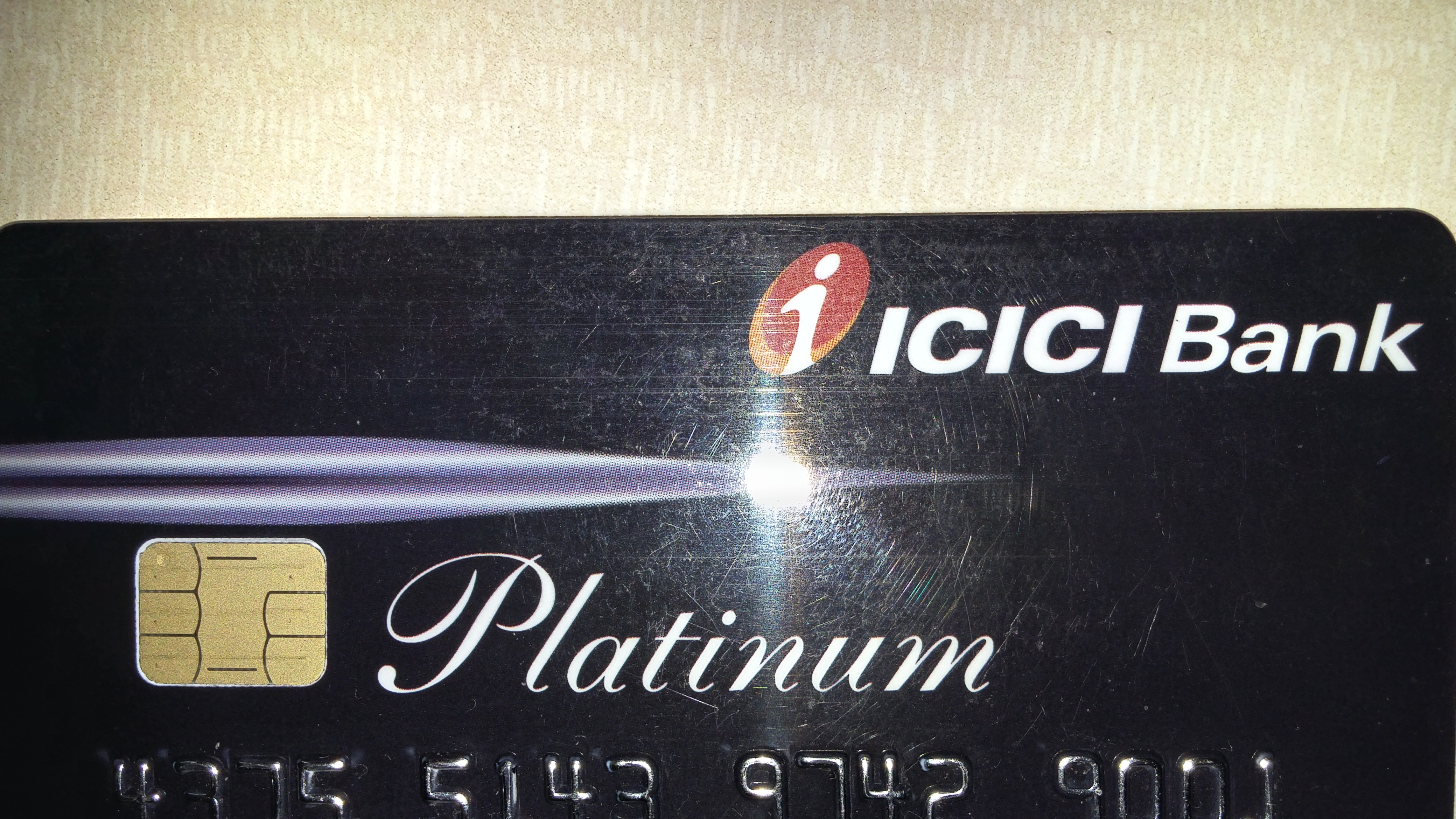 types of credit cards provided by icici bank