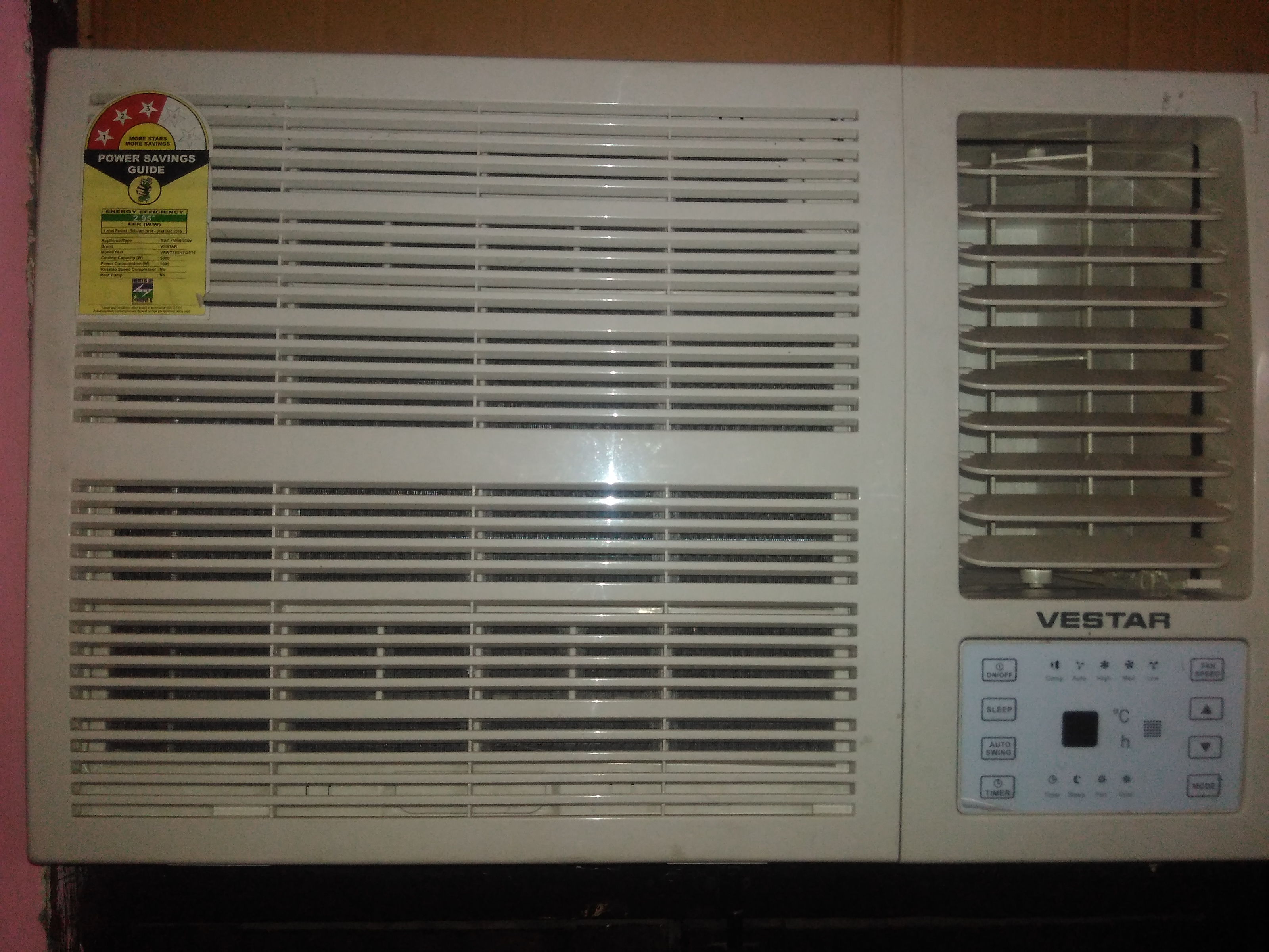 Mini ogeneral airconditioner vestar vawy183ht 1 5 ton 3 for 1 5 ton ac window
