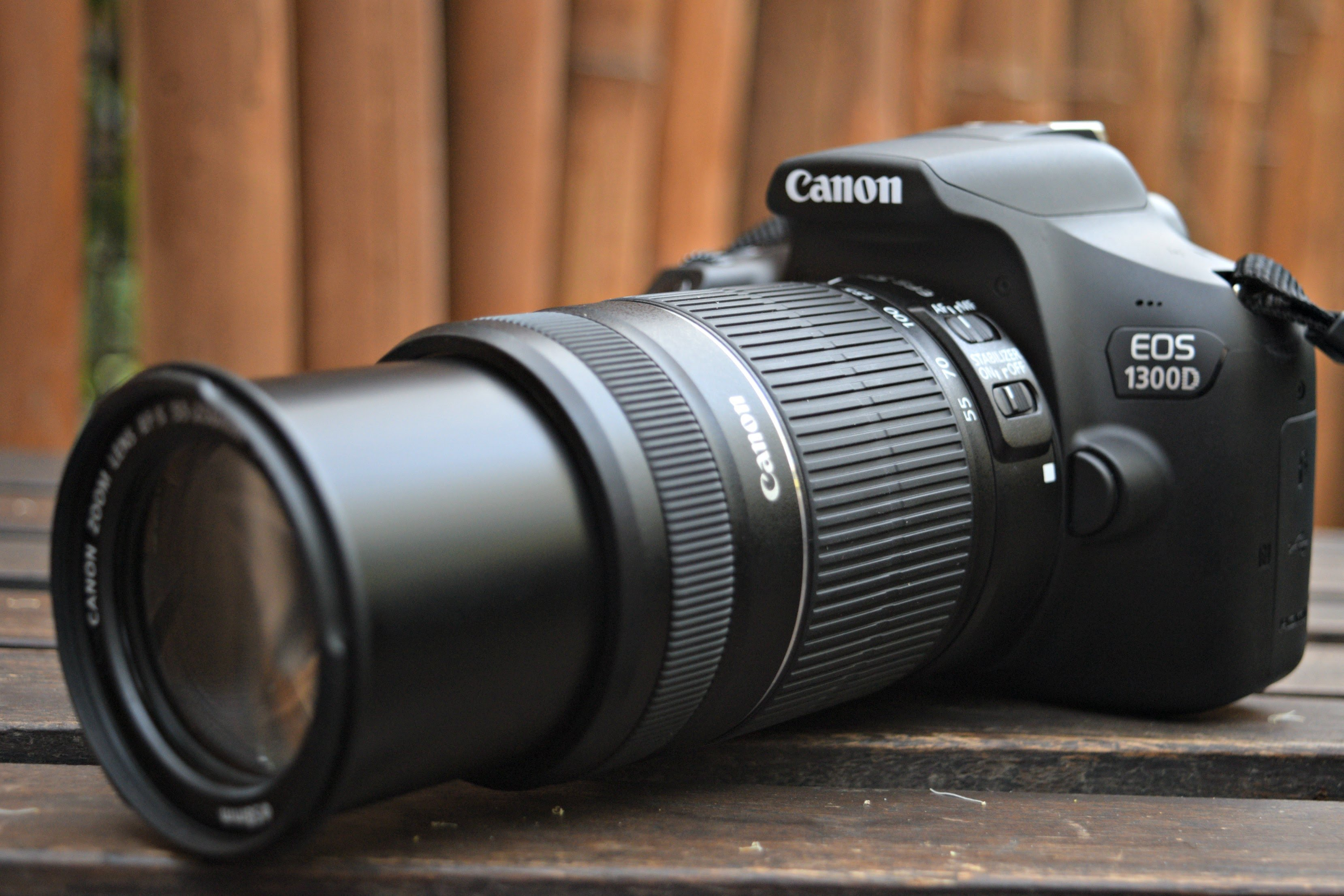 Good , but not beyond exceptions  - CANON EOS 1300D Consumer