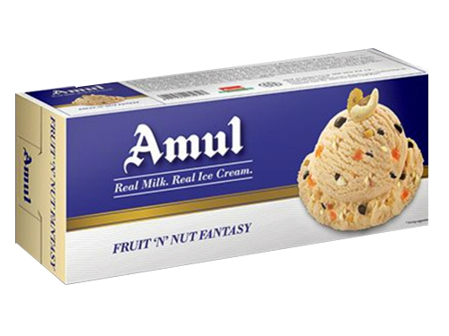 Review on AMUL FRUIT N NUT FANTASY - My Favorite Ice cream ... Vadilal Ice Cream Price List