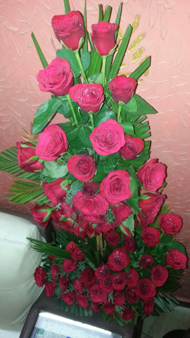 Arena Florist Delivery At Chennai Disappointed